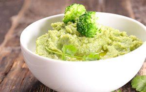 Broccolistamppot met kees