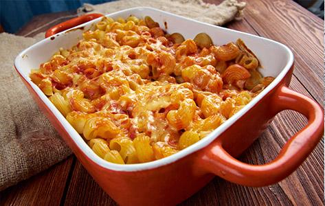 Macaroni met venkel en Kees