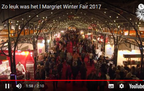 Zo leuk was 't: Margriet Winter Fair 2017