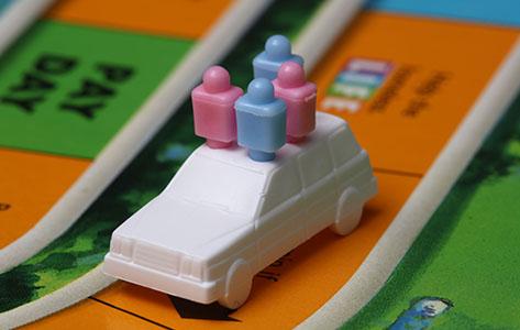 Autopret: zó vermaak jij de kids in de auto op vakantie!