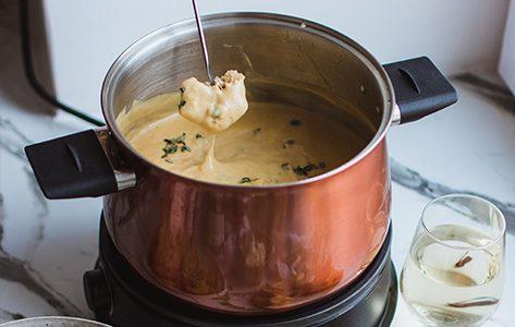 10 Bijzondere dips voor je fondue