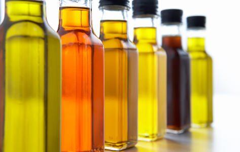 Top 5 gezonde olien