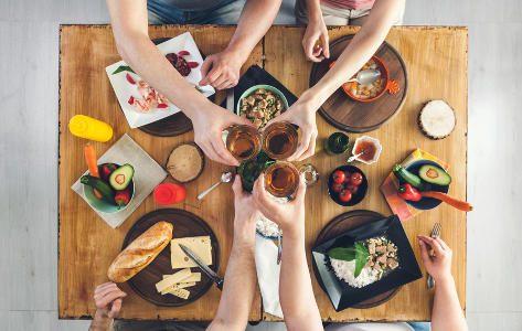 Vier vuistregels om gezonder te eten